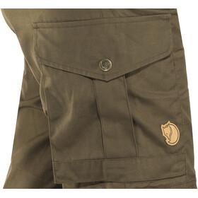 Fjällräven Barents Pro Pantaloni Donna, dark olive-dark olive